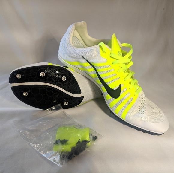 bff732ed147df1 Nike Mens Zoom D Distance Track   Field Spikes 8.5.  M 5b8de3f26197450381f90254